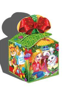"""Сладкий новогодний подарок - набор 6 """"Праздничный сюрприз"""""""