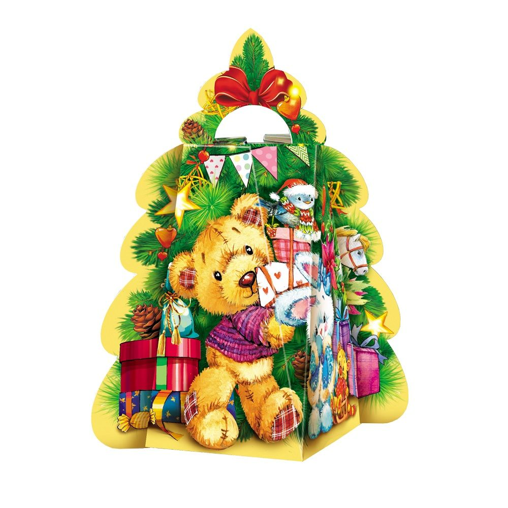 Новогодний подарок на 500 грамм (0,5 кг)
