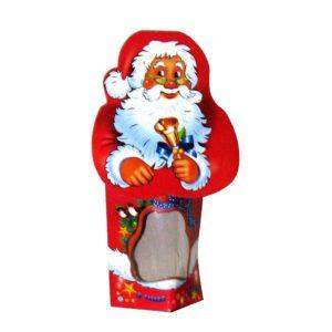 Новогодний подарок в картонной упаковке 125 грамм