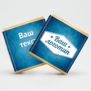 Наборы и шоколадки с логотипом